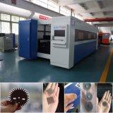 machine de découpage en métal de laser de fibre de 1000W 1500W 2000W 3000W 4000W