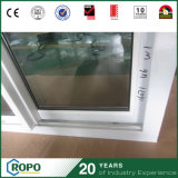 Handels-UPVC doppelter schiebendes Fenster-Glaspreis für Haus