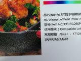 260g le matériel publicitaire RC imperméabilisent le satin de papier de photo