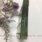 Vetro decorativo/vetro giallo laccato ultra di vetro/arte chiaro del mestiere per costruzione