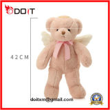 Los juguetes del oso del bebé rellenaron los juguetes de la muñeca del oso de la felpa del ángel