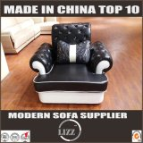 شسترفيلد تصميم أثاث لازم داخليّة جلد أريكة 123