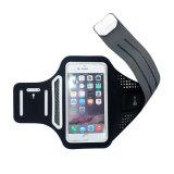 Lycra caja del teléfono móvil del brazal del deporte
