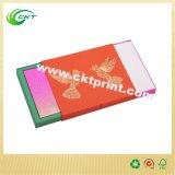 Высокосортная пушпульная коробка подарка с офсетной печатью (CKT-CB-313)