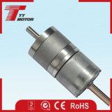Motor elétrico da C.C. da placa de adaptador 12V da liga de alumínio
