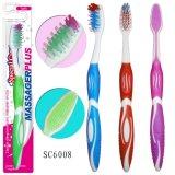 Cepillo de dientes plástico de la fuente directa de la fábrica para los adultos