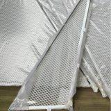 Pannello reticolare di alluminio con l'iso per decorativo esterno