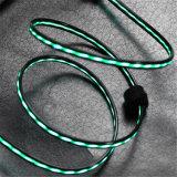 Тип-C данные по СИД светлый Sync поручая кабель USB для мобильного телефона
