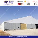 tienda resistente de aluminio grande del almacenaje del almacén de los 40m con la persiana enrrollable