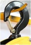 Bloco de polia Chain de levantamento aprovado Ce da máquina 5ton