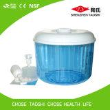 Bac de l'eau minérale avec des certificats de la CE de GV