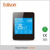 Termóstato del sitio de la calefacción de la pantalla táctil del LCD para el agua/el sistema de calefacción eléctrico (TX-928H)
