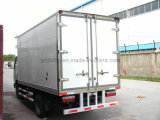 UV 저항하는 FRP에 의하여 냉장되는 트럭 바디