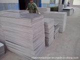 Palette concrète de brique de PVC pour la machine de bloc
