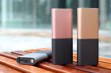 11000 Cargador portátil - compacto 11000mAh 2A cargador portable ultra portable del teléfono 2-Port Banco portable de la energía
