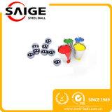 Bille en acier de meulage de sphère en métal d'AISI52100 G100 5mm RoHS