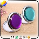 Specchio di cristallo di trucco di colore di successo del metallo