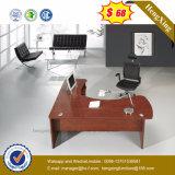 Het beste Verkopende Eenvoudige Bureau van de Vorm van L van het Ontwerp Houten (Hx-OF682)