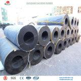 Zylinderförmige Gummischutzvorrichtungen und w-Typ Schutzvorrichtungen für Zusammenstoß-Vermeidung im Kanal