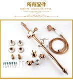 2016 Новый дизайн китайский сине-белый керамический одной ручкой Zf-612 Brass душ дождь Набор