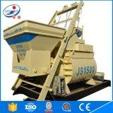 ISO-Bescheinigung mit Betonmischer der Qualitäts-Js1500