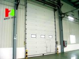 De Verticale Lift van de Deur van de garage met het Lage Profiel van het Aluminium van de Schacht (Herz-FC0241)