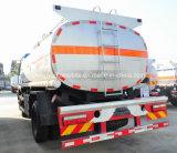 La qualité de Dongfeng 4X2 180HP réapprovisionnent en combustible le camion de réservoir 12000 L camion-citerne aspirateur d'essence