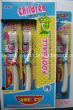 Kinder der Verpackungs-Multi-PCS mit Karikatur-Zahnbürste (082-2)