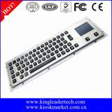 Клавиатура металла Backlight СИД с Touchpad