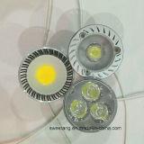 Neue Entwurfs-Prüfung LED GU10 PFEILER 3W Birne für Scheinwerfer