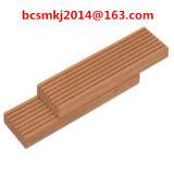 Panneau de plancher facilement assemblé de WPC avec la bonne qualité
