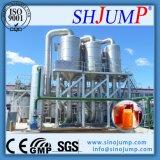 Evaporatore esterno forzato di vuoto di circolazione/evaporatore continuo di vuoto temperatura insufficiente