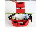 Freizeit-Polyester-Baby-Spaziergänger-Organisator-Schulter-Handtaschen-Windel-Beutel