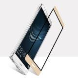 Huawei P9のための3D完全なカバー緩和されたガラスの監視