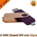 Populäre Mobiltelefon-Geschenke OTG USB3.0 Pendrive (YT-1201-05)