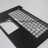 コンピュータのキーボードのためのアルミニウム版