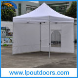 il poliestere bianco esterno di 3X3m schiocca in su la tenda piegante della tenda foranea da vendere