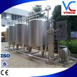 Sistema da limpeza do CIP da alta qualidade para a linha uso da produção