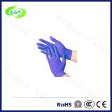 '' перчатка нитрила высокого качества 9 связанная запястьем руки