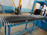 変圧器は鋼鉄パネルのラジエーター作成ライン、形作るロールラジエーター型の作成をを押した