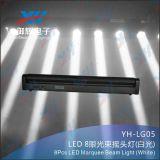 8PCS LED Festzelt-Träger-Licht (weiß)