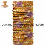 Bandana пробки красивейшего печатание Микро--Волокна флористического волшебный изготовленный на заказ безшовный
