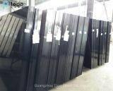 Декоративное подкрашиванное черное стекло поплавка здания (C-B)
