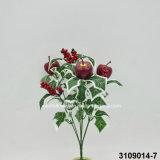인공 플라스틱 크리스마스 사과 부시 (3109014-7)