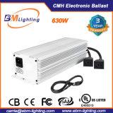la reattanza NASCOSTA CMH 630W con la reattanza elettronica del certificato dell'UL per il LED coltiva l'indicatore luminoso