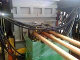 Horizontales kupfernes Rohr-kontinuierlicher Gehäuse-Produktionszweig