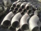 Gomito saldato degli accessori per tubi dell'acciaio inossidabile