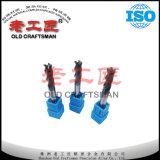 Торцевая фреза цементированного карбида CNC Altin поставкы OEM Coated от Китая