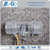 1/2 '' Crystal Hall Effect Water Flow Sensor Meters