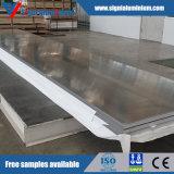 배 갑판 널 (5052, 5005, 5754, 5454, 5182, 5083)를 위한 ASTM 알루미늄 합금 장 또는 격판덮개